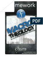 Macro Theology