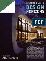 ArchiCAD15 Brochure