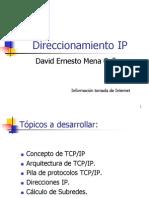 Teoria TCP-IP