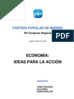 Ponencias Económica 14 Congreso regional