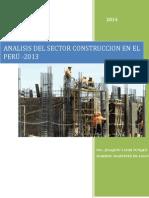 Sector Construcion 2013