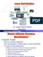 sistemasdistribuidosdisenoeimplementacion-100921150127-phpapp02
