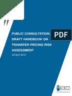 Draft Handbook TP Risk Assessment ENG