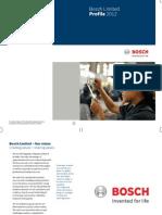 Bosch Profile 2012 2