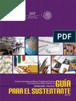 Guia Sociología Politica 2014