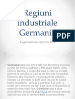 Regiuni Industriale Germania