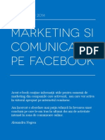 Marketing Si Comunicare Pe Facebook in 2014
