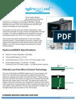 Datasheet Hydrocool 200 Ex