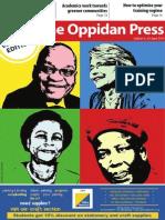 The Oppidan Press Edition 4 2014
