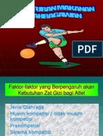 Gizi Olahragawan