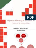 Employer Branding - Sabina Huzum