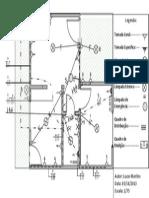 Planta Elétrica - Casa - 1QTS