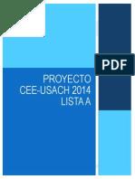 Proyecto cee 2014