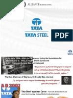 Tata Steels
