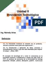 Unidad II. Innovacion Tecnologica