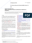 D95-05 (Reapproved 2010) Water in Petroleum Products and Bituminous Materials by Distillation