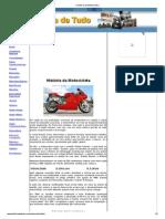 . História Da Motocicleta