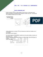 Sensores Tps y de Posicion
