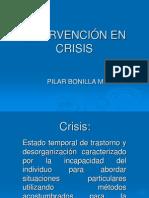 Intervención en Crisis(1)