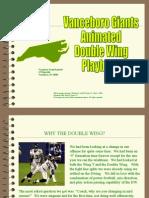 8145005 Vanceboro Giants Animated Dwing Playbook by Jack h