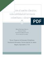 Manuel Rodriguez Adaptacion Al Cambio Climatico Vulnerabilidad Del Territorio Colombiano (2)