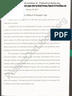 Unsealed Doug Vogt  Formerly Sealed Affidavit filed at U.S. Supreme Court Names Obama BC Forger & Co-Conspirators