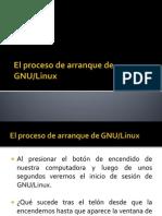 El Proceso de Arranque de GNU
