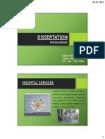 Dissertation FINAL PPT