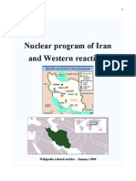 11559473 Nuclear Program of Iran