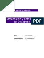 METODOLOGIA y ESTANDARES DE DESARROLLO SAP.doc.docx