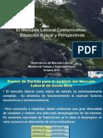 Mercado Laboral y Profesionales Costa Rica