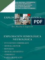 Tema 14 Exploracion Semiologica Neurologica
