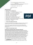 Final August 7 Strategic Planning Management Meeting Report