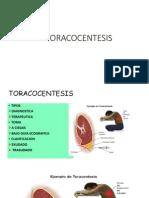 6 TORACOCENTESIS