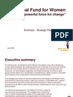 GFW Strategic Plan.summARY