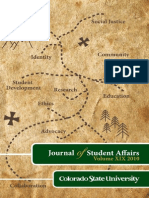 2010 Journal of Student Affairs