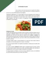 Gatronomia Italiana