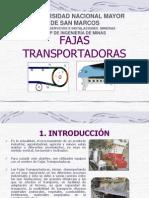 Fajas Transportadoras PW