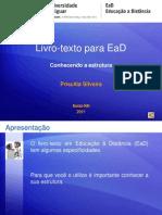 2. Livro-texto Para EaD - Conhecendo a Estrutura