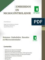 Sistemas Embebidos Basados en Microcontrolador