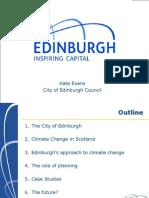 Kate Evans City of Edinburgh Council