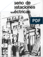Jose Raull Martin, Diseño de Subestaciones