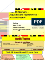 Slides Audit Topic 14 - Acq.and Pymt.cycle