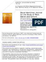 Jean Franco - Latin American intellectuals and collective identity.pdf