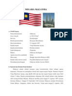 Profil Negara Malaysia Tgas Ips