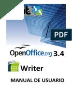 Tutorial Open Office Writer