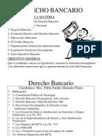 PRESENTACION DE DERECHO BANCARIO NICARAGUENSE.ppt