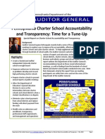 Pennsylvania Charter School Accountability and Transparency