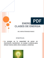 Clase 3. Energia