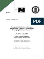 21-22 Nov Conf_Detention in Europe 2013